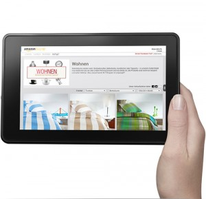 Kindle Fire Tablet 7 Zoll