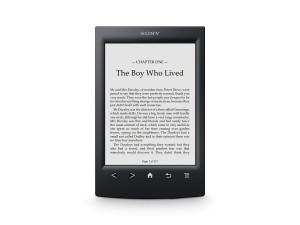 Sony PRS-T2 - eBook-Lesegerät - 2 GB - 15.2 cm ( 6' ) , PRST2BC.CE7 Schwarz