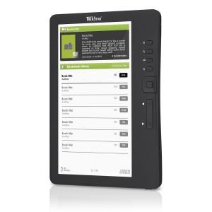 TrekStor eBook Reader 3.0 schwarz